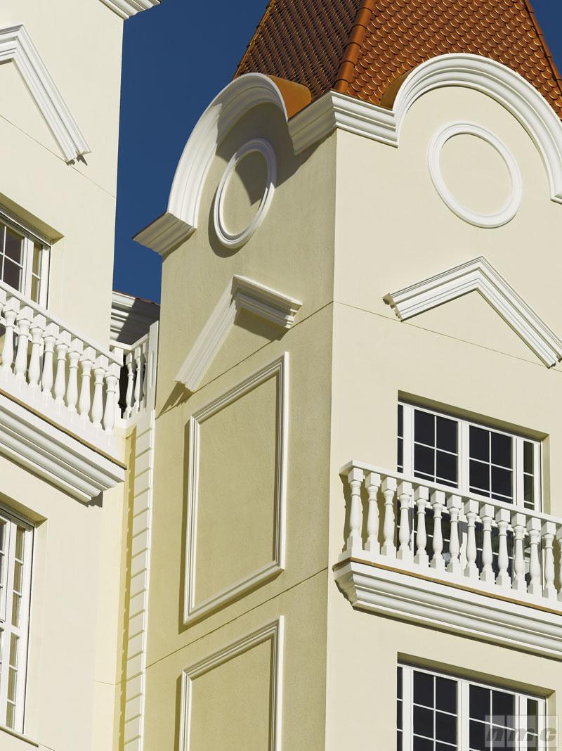 Cornici finestre esterne bz32 regardsdefemmes - Colorare casa esterno ...