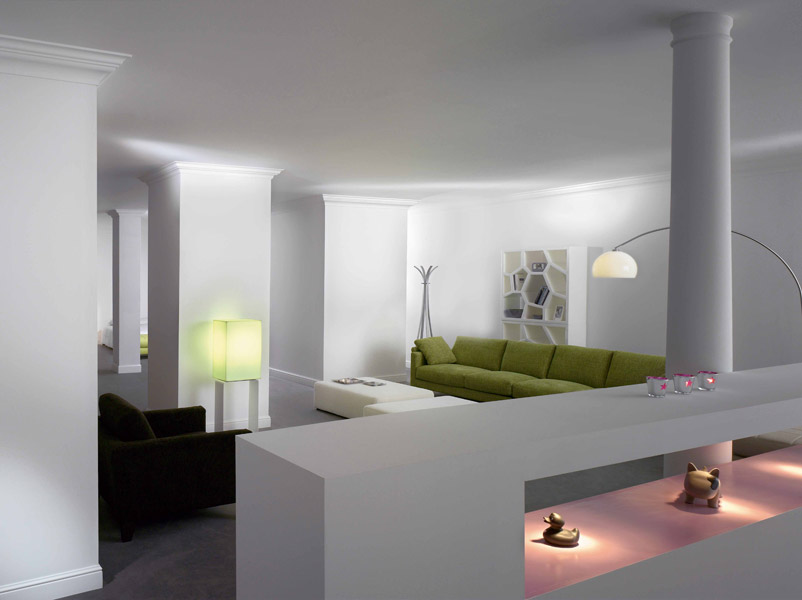 Cornici e rosoni in polistirolo colorificio aldo verdi for Rivestimento pareti interne polistirolo